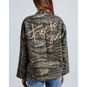 Current/Elliott | Free to Love Jacket